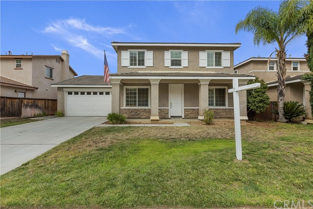 16815 Fox Trot Lane, Moreno Valley, California