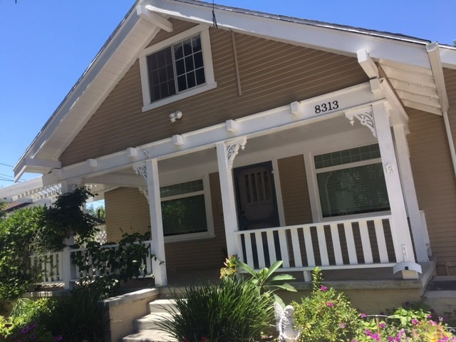 Single Family Home for Rent at 8313 Comstock Avenue Whittier, California 90602 United States
