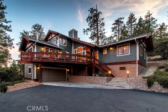 Single Family Home for Sale at 25417 Hotei Lane 25417 Hotei Lane Idyllwild, California 92549 United States