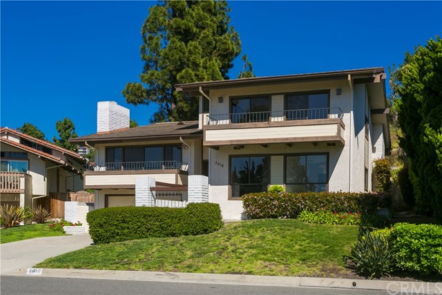 Single Family Home for Sale at 3016 Via Buena 3016 Via Buena Palos Verdes Estates, California,90274 United States