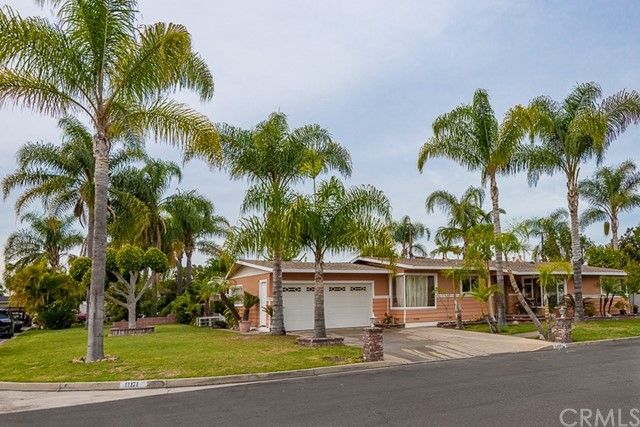 Single Family Home for Sale at 11171 Bettes Place Garden Grove, California 92840 United States