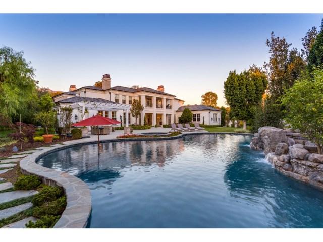 独户住宅 为 销售 在 1100 Fallen Leaf Road 阿卡迪亚, 加利福尼亚州 91006 美国