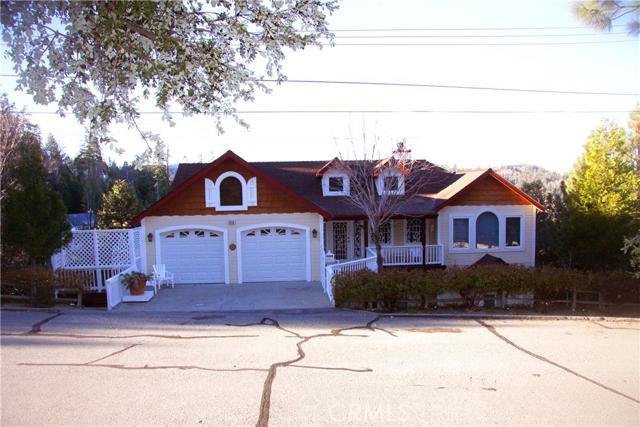 910 Breithorn Drive Lake Arrowhead CA  92352