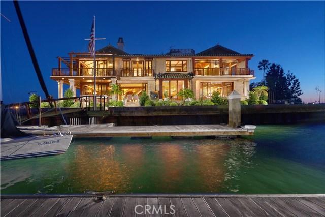 独户住宅 为 销售 在 12 Bay Island 纽波特比奇, 92661 美国
