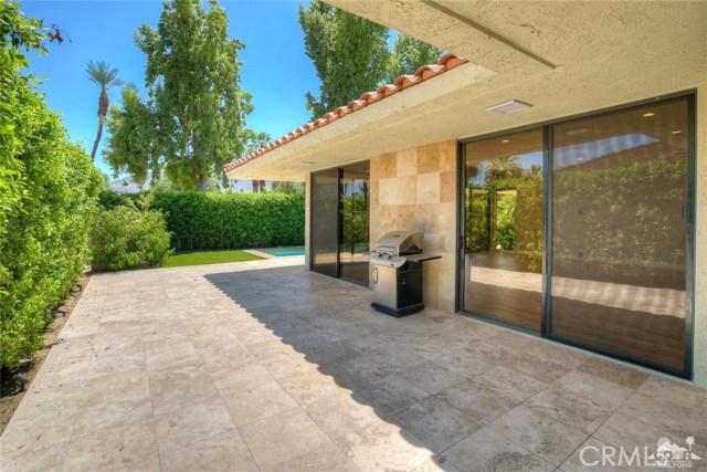 46 Cornell Drive Rancho Mirage, CA 92270 - MLS #: 217021918DA