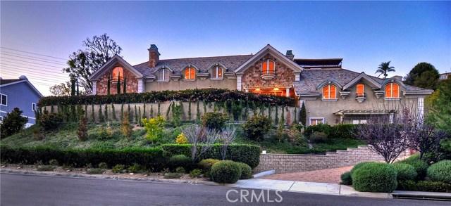 Single Family Home for Sale at 19051 Cerro Villa Drive Villa Park, California 92861 United States