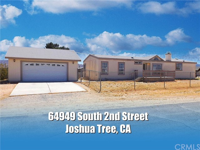 64969 2nd Street S, Joshua Tree, CA 92252