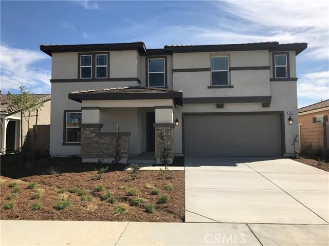 493 Cimarron Drive, Perris, California
