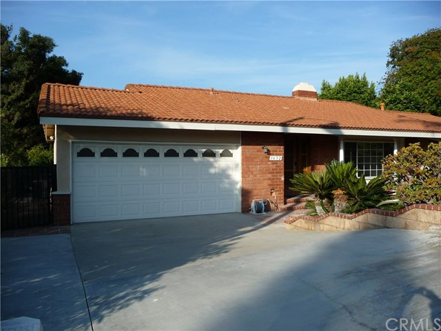 1652 Chapel Hill Drive, Walnut, CA 91789