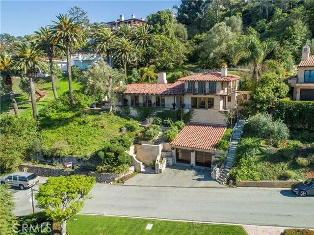 848 Via Somonte, Palos Verdes Estates, CA 90274