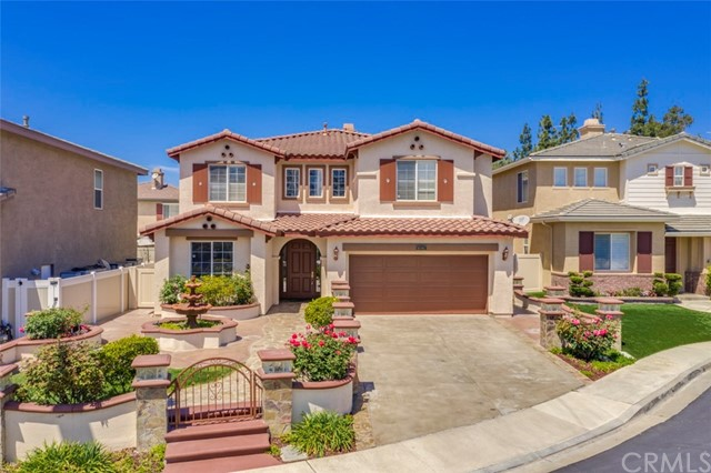 8295 E Brookdale Lane, Anaheim Hills, California