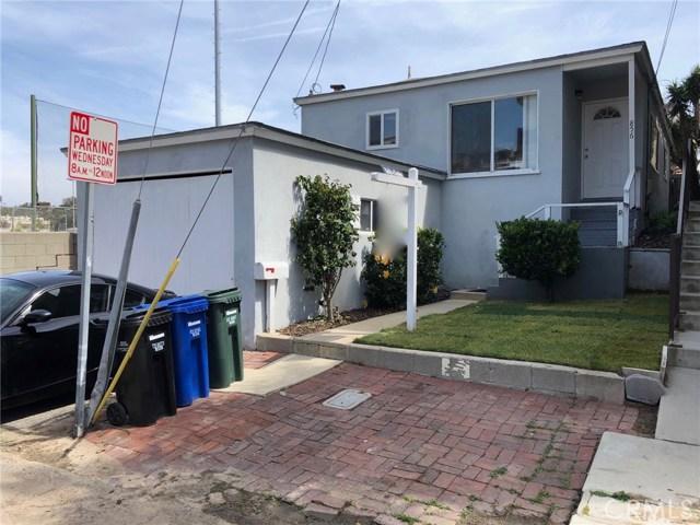 856 Cypress Avenue  Hermosa Beach CA 90254