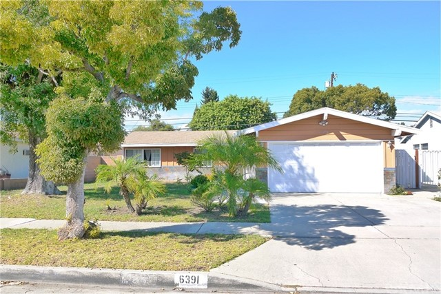 Single Family Home for Sale at 6391 Crescent Avenue Buena Park, California 90620 United States