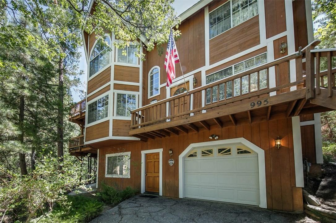 995 Teakwood Drive, Lake Arrowhead, CA 92352