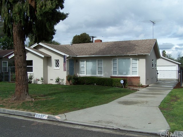 Single Family Home for Sale at 5957 Birch Street Riverside, California 92506 United States