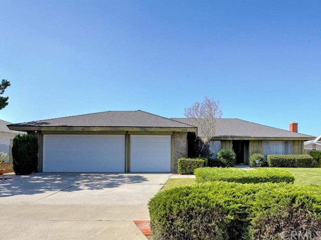 1644 Silverwood Street Orange CA 92867