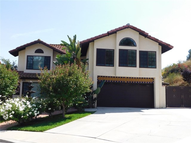 Single Family Home for Rent at 575 Golden Spur Circle Walnut, California 91789 United States
