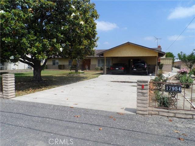 17954 Randall Avenue,Fontana,CA 92335, USA