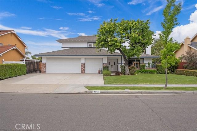4313 E Bainbridge Avenue 92807 - One of Anaheim Hills Homes for Sale