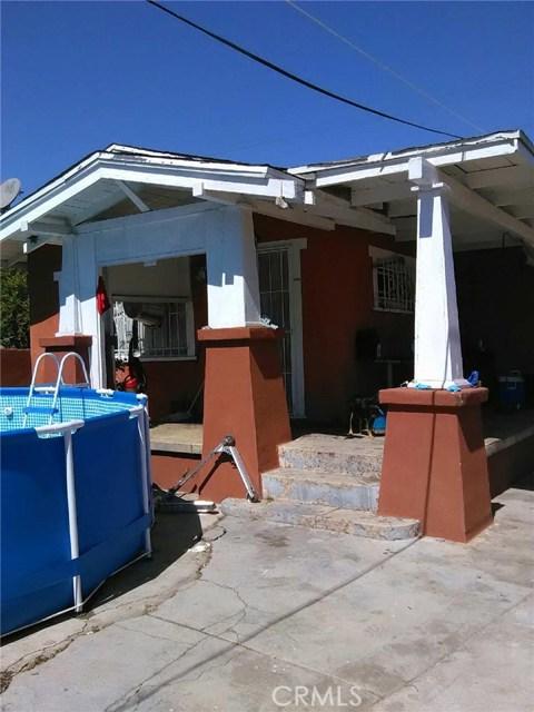 733 49Th Street, Los Angeles, California 90011