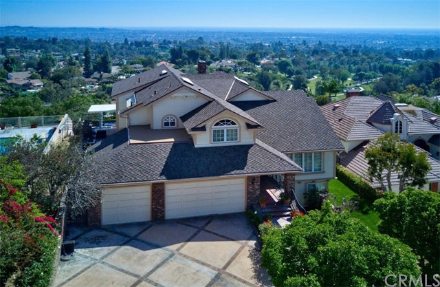 Single Family Home for Sale at 15924 Aurora Crest Drive Whittier, California 90605 United States
