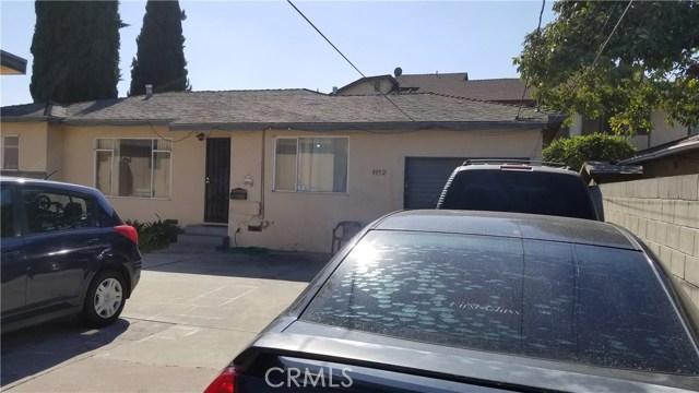 8052 Harrison Street Paramount, CA 90723 - MLS #: SB18036817