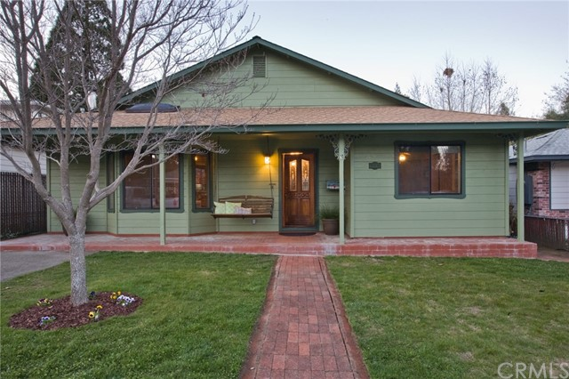 724 Grove Avenue Ukiah, CA 95482 is listed for sale as MLS Listing NB18043992