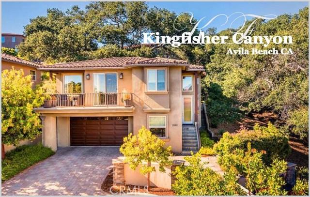 2880 Elderberry, Avila Beach, CA 93424