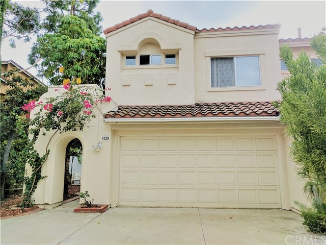 One of Custom Built Anaheim Hills Homes for Sale at 8236 E Alpine Court