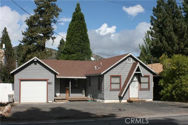 1109 W Big Bear Boulevard Big Bear, CA 92314 - MLS #: IV17164338