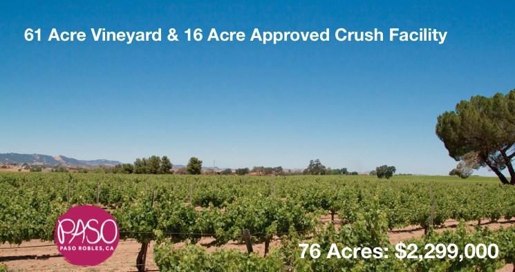 2310 Dry Creek Road, Paso Robles, CA 93446