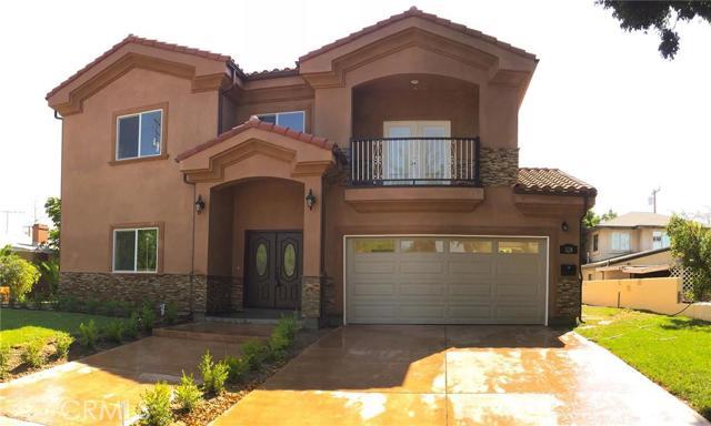 Single Family Home for Sale at 328 S Vine 328 Vine Anaheim, California 92805 United States
