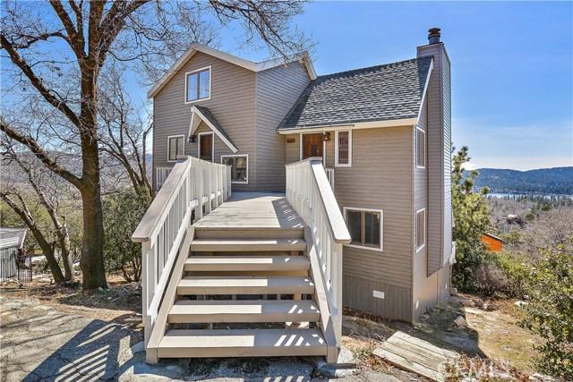 1363 Yellowstone Drive Lake Arrowhead, CA 92352 - MLS #: EV18054340