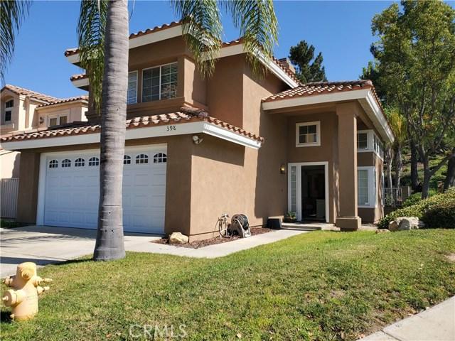 398 S Rosebud Court, Anaheim Hills, California