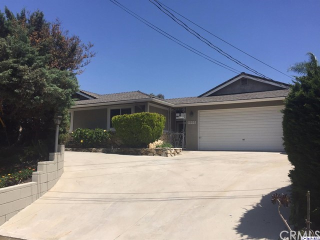 Single Family Home for Rent at 8902 Bachry Place Sunland, California 91040 United States