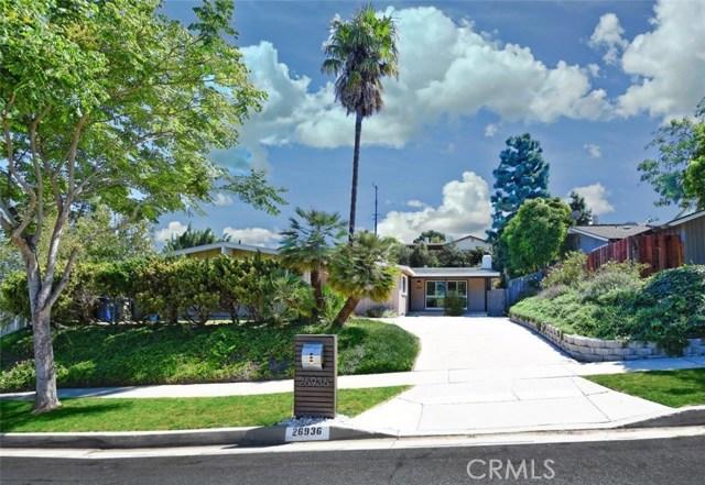 26936 Springcreek Road, Rancho Palos Verdes, California 90275, 3 Bedrooms Bedrooms, ,1 BathroomBathrooms,Single family residence,For Sale,Springcreek,PV19219745