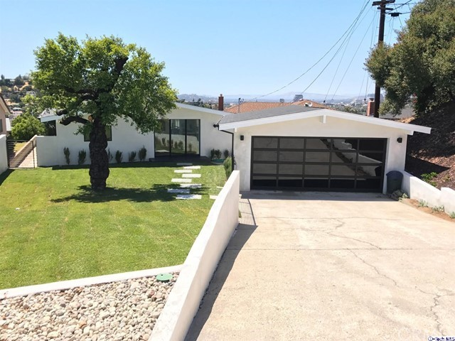 Single Family Home for Sale at 2841 Palmer Drive Eagle Rock, California 90065 United States