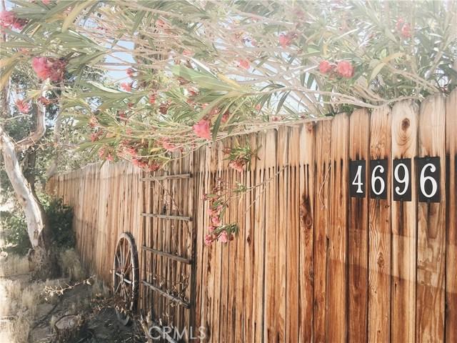 4696 Joshua Cove Drive, Joshua Tree, CA 92252