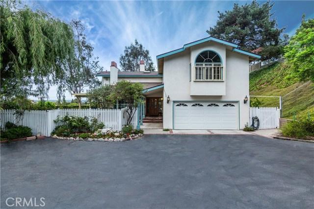 55 Encanto Drive  Rolling Hills Estates CA 90274