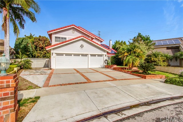 Single Family Home for Sale at 8599 Phoenix Avenue Fountain Valley, California 92708 United States