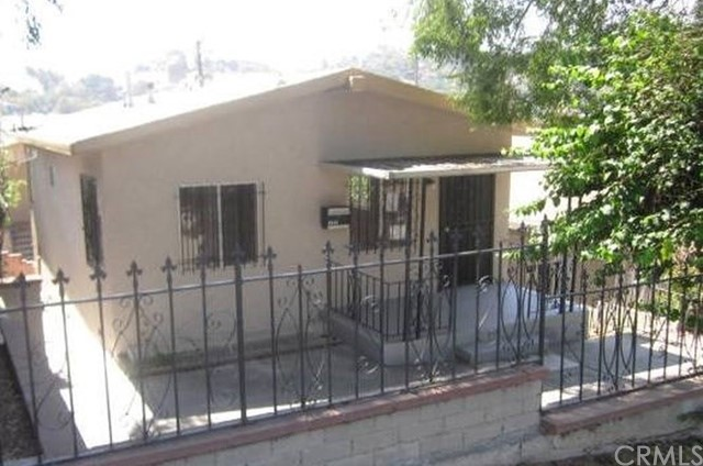 Single Family for Sale at 5212 Ithaca Avenue Los Angeles, California 90032 United States