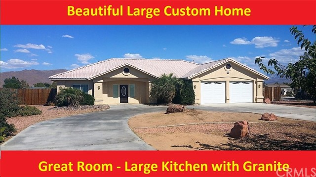 13469 Central Road, Apple Valley, CA, 92308