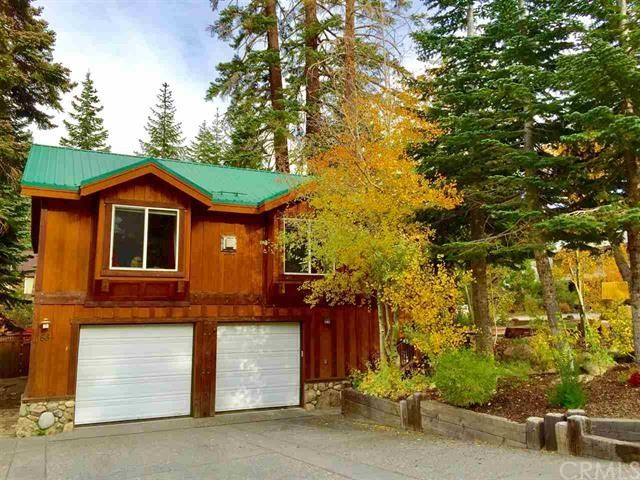 Single Family Home for Sale at 68 Beaver Court Mammoth Lakes, California 93546 United States