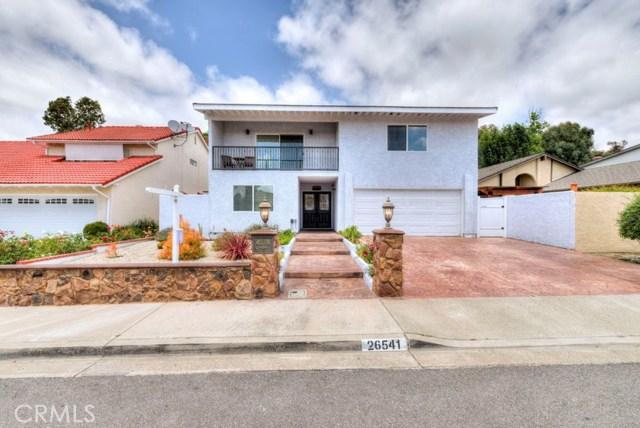 26541 Fresno Drive, Mission Viejo, CA 92691