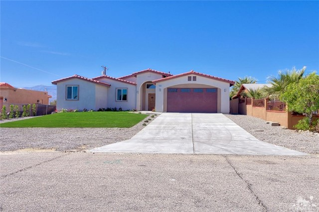 Single Family Home for Sale at 30155 Sierra Del Sol 30155 Sierra Del Sol Thousand Palms, California 92276 United States