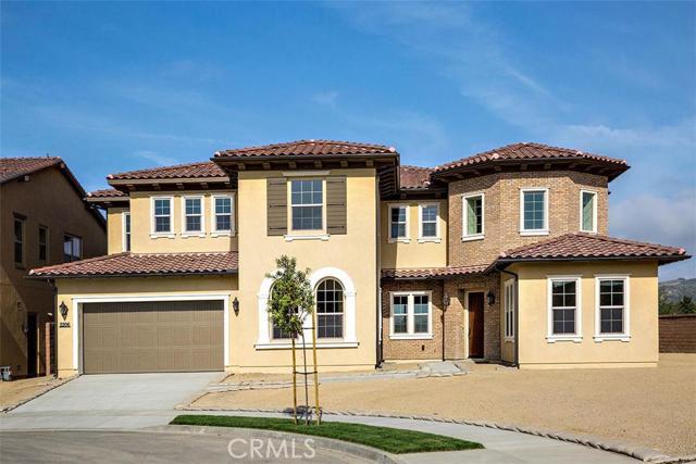 Single Family Home for Sale at 2206 E. Santa Paula St Brea, California 92821 United States