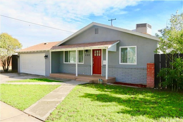Detail Gallery Image 1 of 1 For 320 S St, Merced, CA, 95341 - 3 Beds   1 Baths