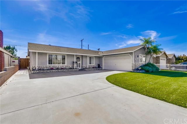 6302 Vanguard Avenue Garden Grove, CA 92845 - MLS #: PW18259887