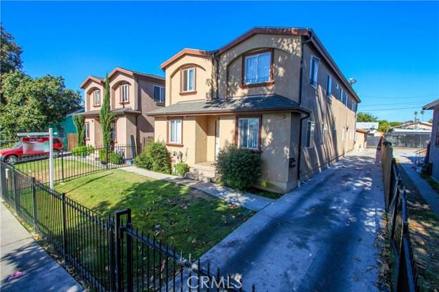 335 104th Street Los Angeles, CA 90003 - MLS #: PW17234556
