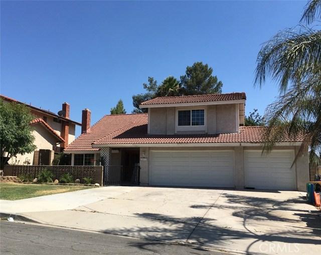 24577 Skyrock Drive Moreno Valley, CA 92557 - MLS #: IG17125049